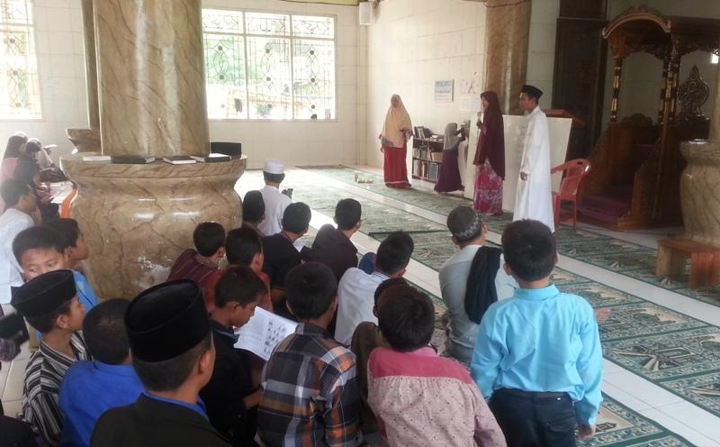 pelatihan tahfidz cepat metode
